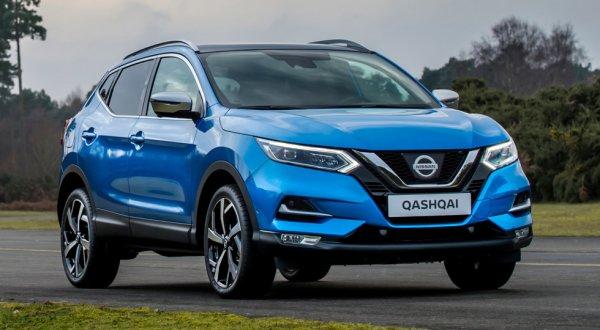 Обновленный Nissan Qashqai встанет на конвейер в России