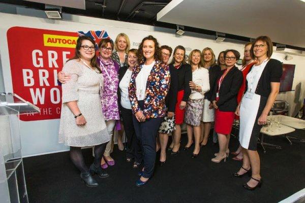 Великобритания создает ТОП-100 выдающихся в автопроме женщин