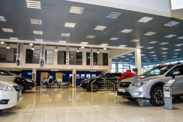 В Челябинске снова в продаже появились автомобили Subaru