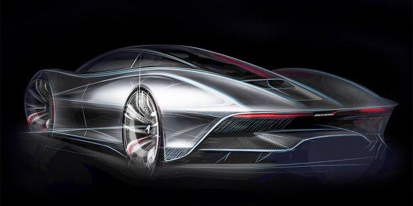 Преемник McLaren F1 получит новую гибридную установку