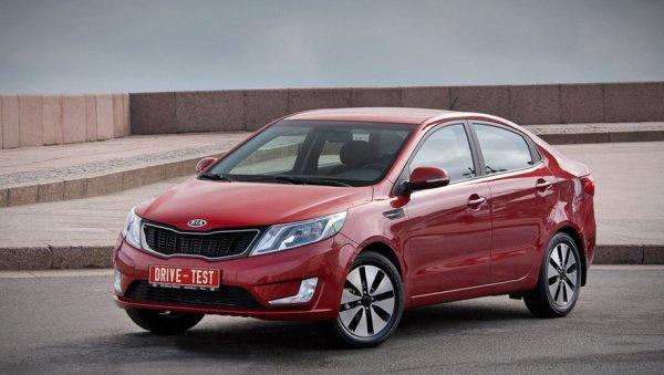 Названы самые популярные в феврале автомобили в Москве