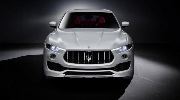 Maserati Levante возвращаются на завод для доработки