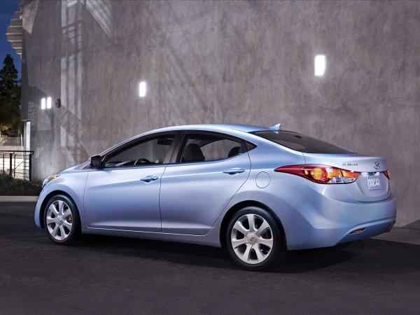 Hyundai начала продажи своего нового седана Celesta