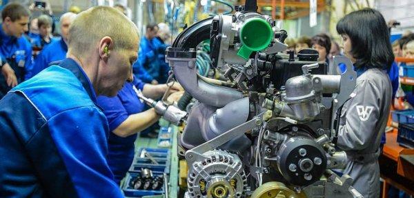 «Группа ГАЗ» запустила серийное производство новых моторов для сельхозтехники