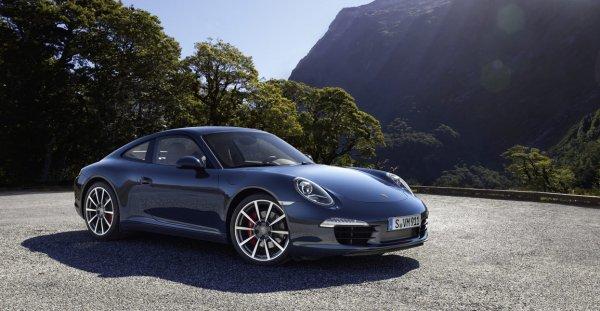 Porsche 911 прибавят 30 лошадиных сил за 10 тысяч евро