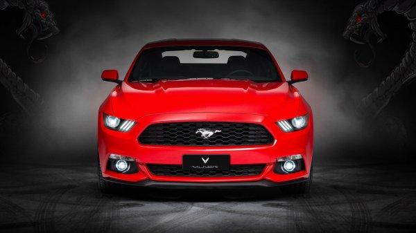 Клиент Ford в Китае заказал Mustang из лошадиной кожи