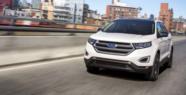 Внедорожник Ford Edge получил новую версию SEL Sport Appearance