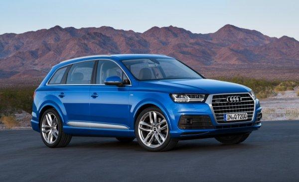 В продаже скоро появятся новые Audi Q7 и Q8