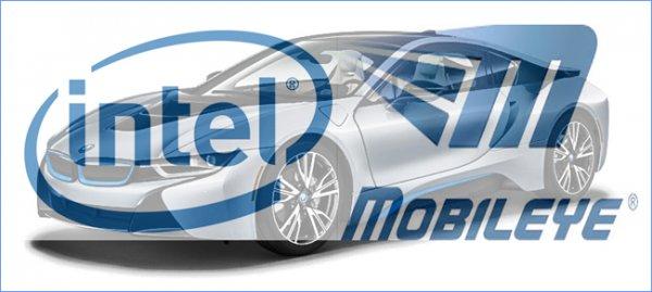 Союз Intel и Mobyleye испытывает 250 автомобильных беспилотников