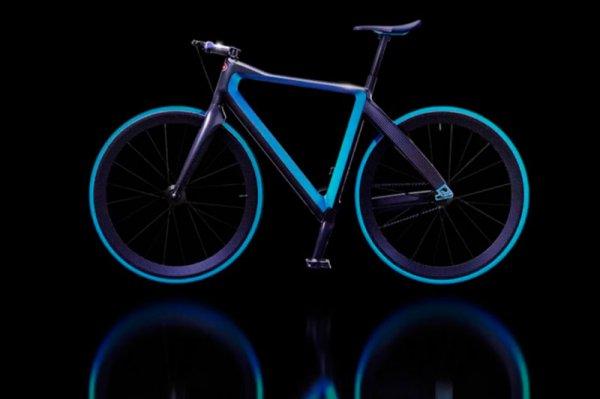 Bugatti построила велосипед за 40 000 долларов