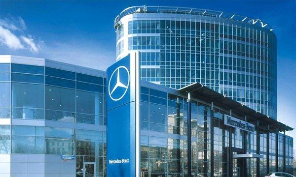 Производство компании Mercedes-Benz будет налажено в Финляндии