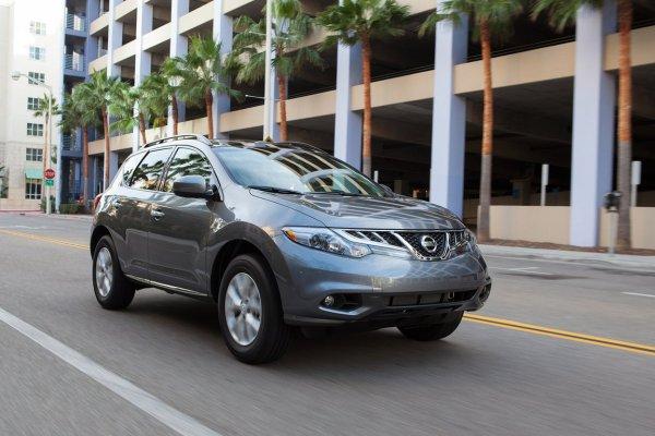 Nissan отзывает 56 тысяч машин из-за дефекта гидроусилителя руля