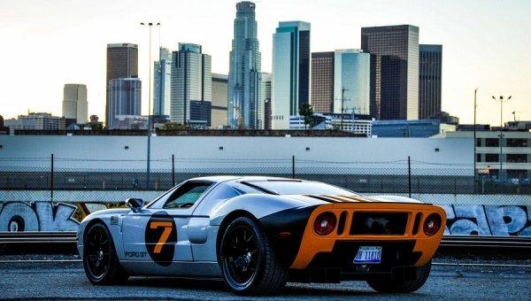 Дизайнер Ford GT выставил на продажу свой эксклюзивный экземпляр суперкара