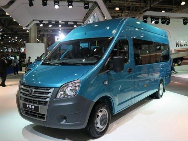«Группа ГАЗ» представила новые автомобили поколения NEXT