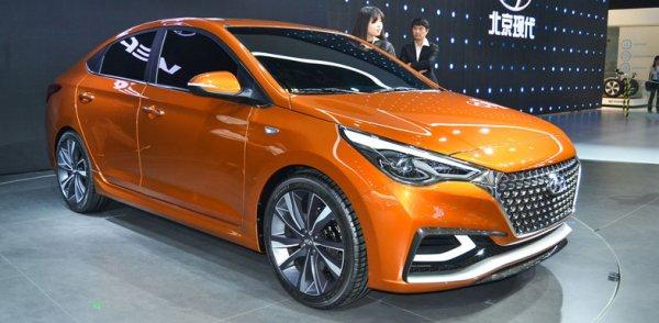 Новый Hyundai Solaris был презентован в Новосибирске