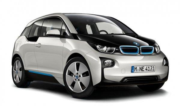 BMW заняла третье место в мире по производству электромобилей