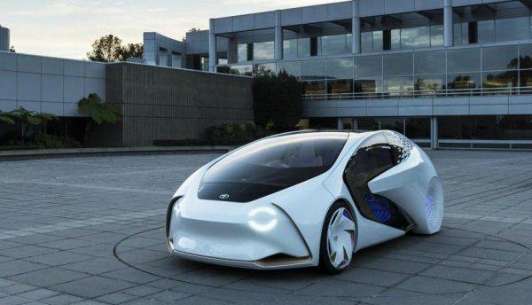 Toyota и NTT намерены объединить автомобили в единую сеть