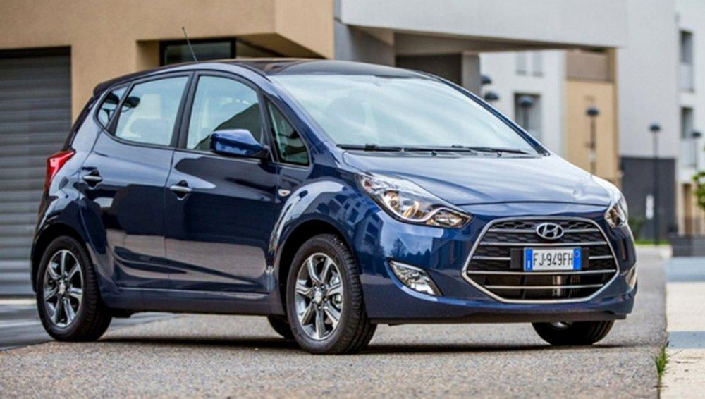На рынок отправился новый Hyundai ix20 в версии App Mode
