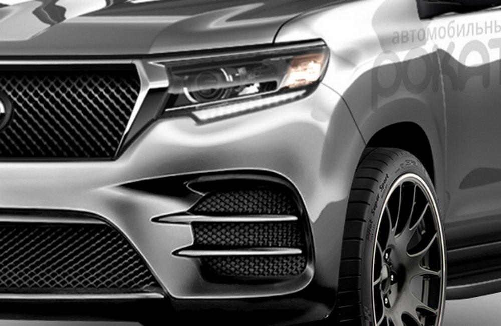 Кошмарный сон автомойщика» – В сети показали Toyota Land Cruiser ... | 651x1000